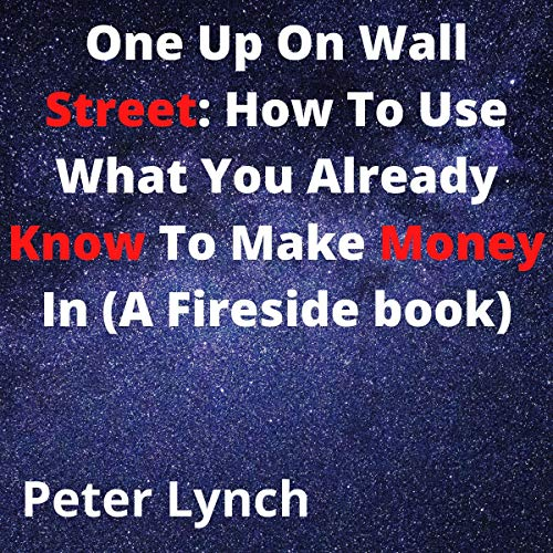 One Up on Wall Street cover art