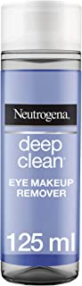 Neutrogena Eye Makeup Remover, Deep Clean, 125ml