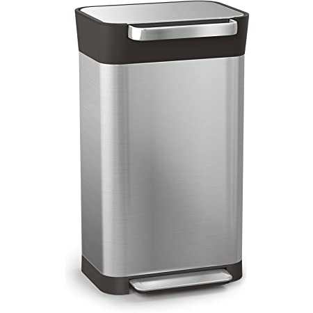 Joseph Joseph - Titan - Poubelle compacteur de déchets