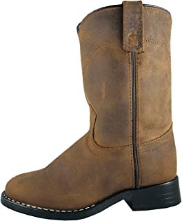 Smoky Mountain Toddler-Boys' Hopalong Western Boot Round Toe - 3234T