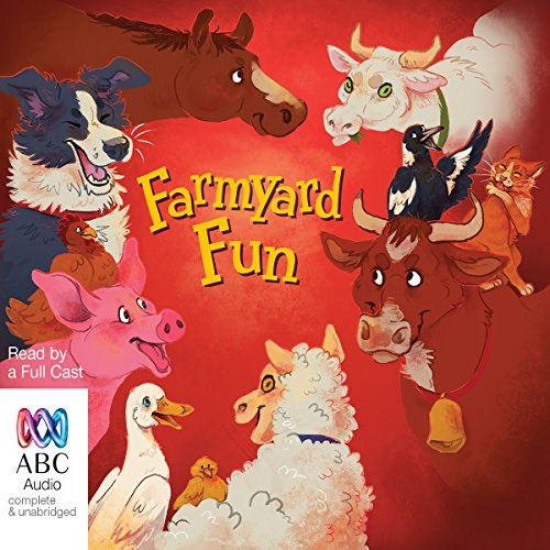 Farmyard Fun cover art