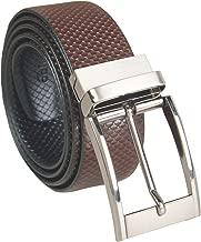 Sheen Products Men's Reversible Genuine Leather Formal Belt
