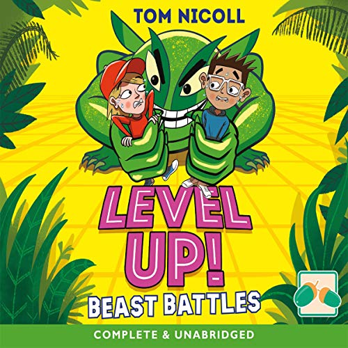 Level Up: Beast Battles cover art