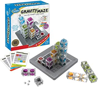 Gravity Maze Marble Run Logic Game and STEM Toy for Boys and Girls