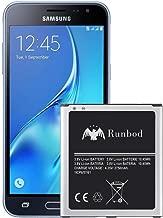Galaxy J3 Battery, Runbod 2750mAh Li-ion Battery Replacement for Samsung Galaxy Grand Prime SM-G530, Galaxy J5, Galaxy J3, J320V J320A J320F J320P J327A J327P EB-BG530BBU EB-BG530BBE