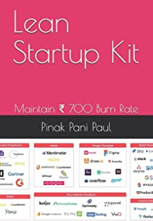 Lean Startup Kit: Maintain ₹ 700 Burn Rate