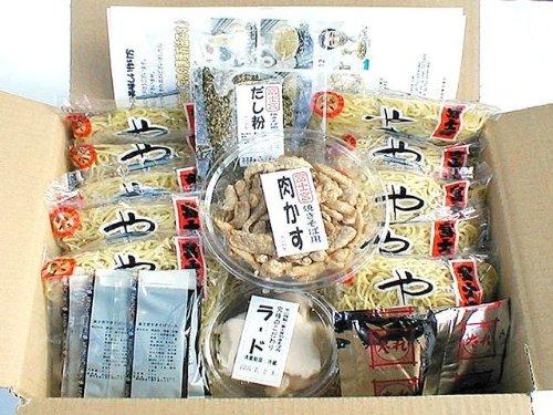 (富士宮焼そば) 富士宮やきそば ソース & 塩だれ 10人前セット 【富士宮から直送】
