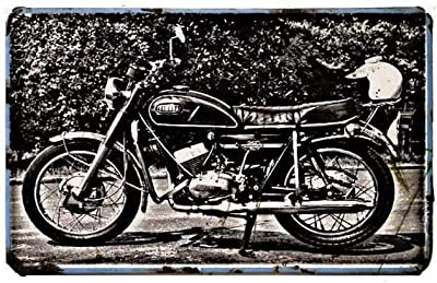 1971 Bultaco Sherpa Bike Motocicleta A4 Foto Impresión Retro ...