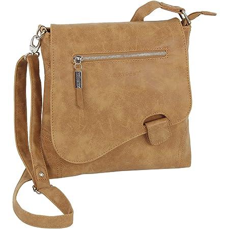 Damenhandtasche Schultertasche Umhängetasche Bag Street Damentasche