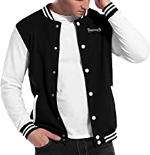 Gfhre64DFFD Tenacious D Cartoon Boys,Girls,Youth,Unisex Adults Baseball Uniform Jacket Sport Coat