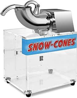 smart and final snow cone machine