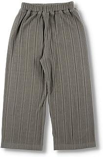 [ブランシェス] ランダムテレコ ロングパンツ 女の子 キッズ ガールズ ワイド ワイドシルエット 無地 ポケット付き