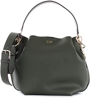 Luxury Fashion | Guess Womens HWVG6853030GREEN Green Shoulder Bag | Spring Summer 19