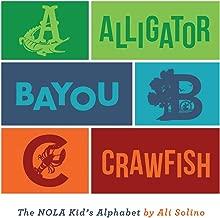 Alligator, Bayou, Crawfish