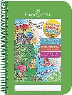 Caderno Criativo Faber-Castell, Verde