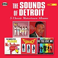 THE SOUNDS OF DETROIT