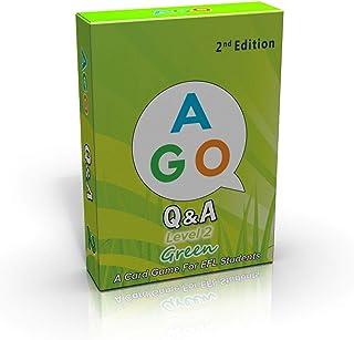 AGO Q&A グリーン レベル2 第2版 英語 カードゲーム 9780994124128