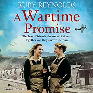 A Wartime Promise cover art