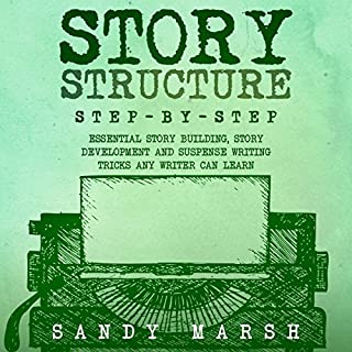 Story Structure: Step-by-Step audiobook cover art