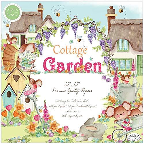 Cottage Garden - Blocco di carta Premium