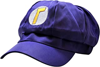 Cosplay Cap Transformation Hat Purple Funny Gift Baseball for Halloween Costume