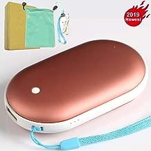 KEROLFFU Rechargeable Hand Warmer 5200mAH Electronic...