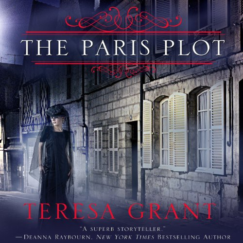 The Paris Plot audiobook cover art
