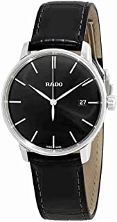 Rado Coupole Classic Black Analog Watch for Men R22864155