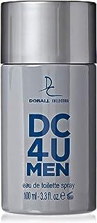 DC 4 U by Dorall Collection for Men - Eau de Toilette, 100ml