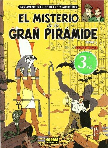 BLAKE&MORTIMER 1 MISTERIO G. PIRAMIDE 1 (4a edición)