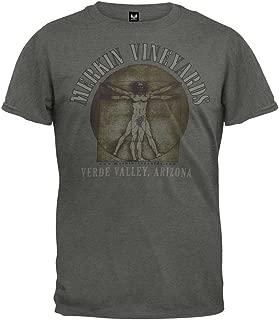 Men's Merkin Vineyards Verde Valley Slim Fit T-Shirt Green