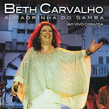 A madrinha do samba ao vivo convida