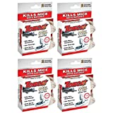 Tomcat Press 'N Set Mouse Trap - 4 Pack (4 Traps)