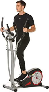 Elliptical Machine Elliptical Training Machines Magnetic Smooth Quiet Driven Elliptical Exercise Machine for Home Use