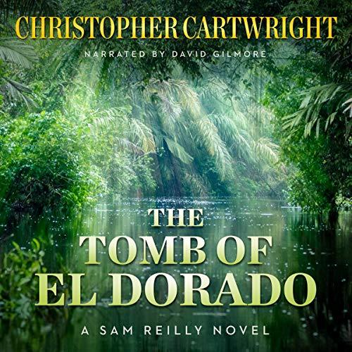 The Tomb of El Dorado audiobook cover art