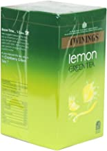 Twinings - Lemon Green Tea - 20 Enveloped Bags - 40g