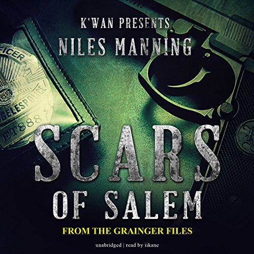 Scars of Salem audiobook cover art