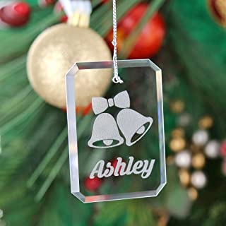 Best personalized jingle bell ornaments Reviews