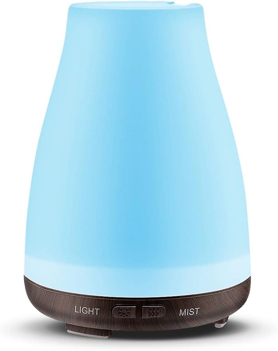 JLFSDB Desktop Mini Humidifier 100ml Grain Aroma H Challenge the lowest price Diffuser Max 77% OFF Wood