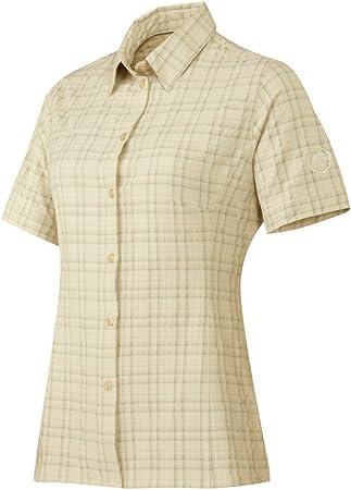 Mammut Alessa Alexandria Camiseta Women Spring, beige, small ...