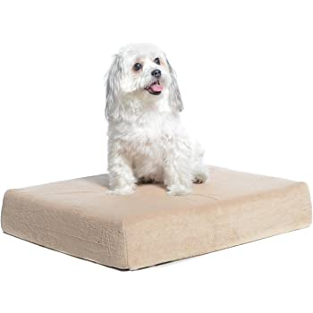Milliard Premium Orthopedic Memory Foam Dog Bed with Anti-Microbial Removable Waterproof Washable Non-slip Cover