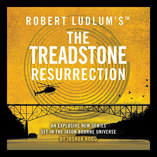 Robert Ludlum's The Treadstone Resurrection cover art