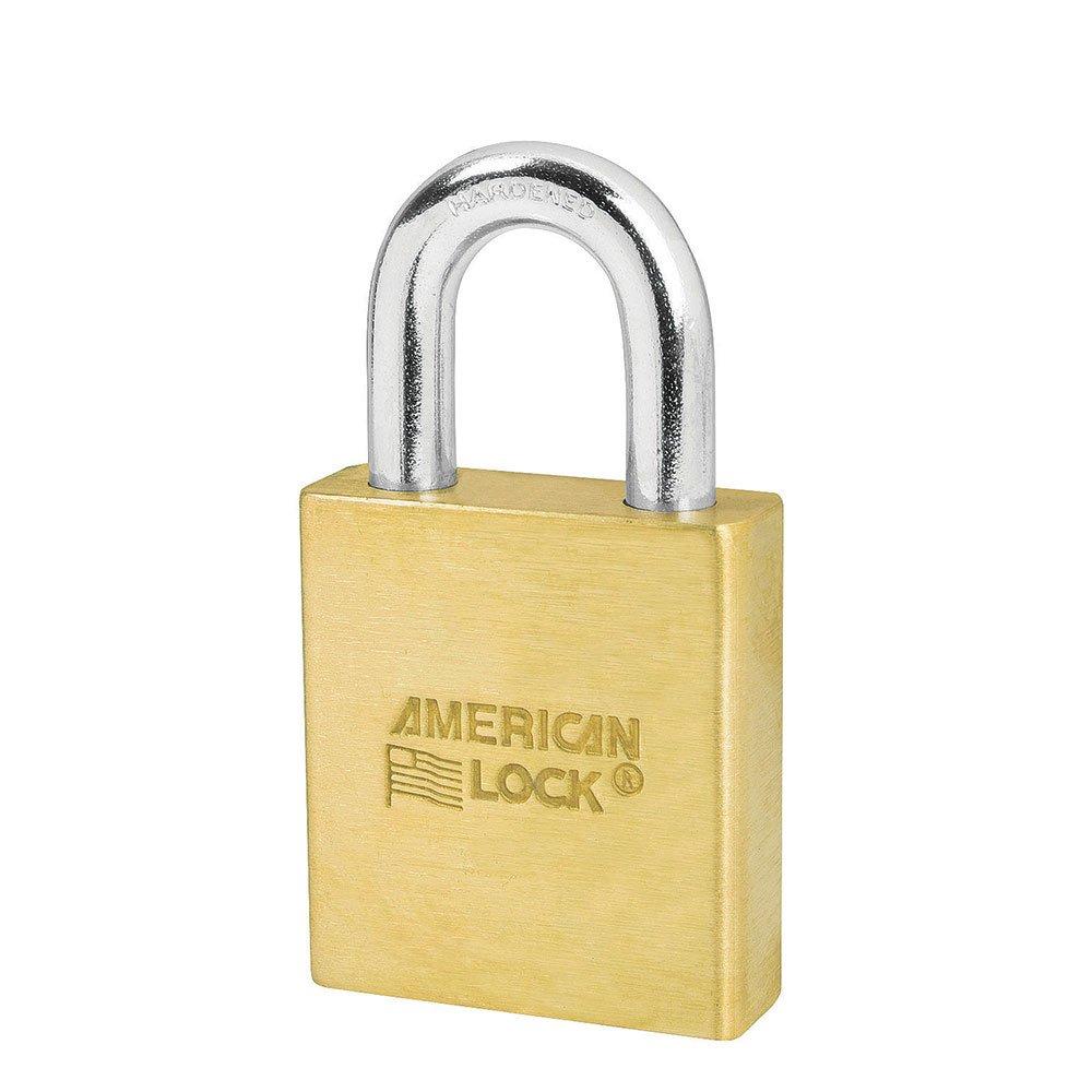 American Lock A3700WO Padlock 2 Multi-cylinder Less Cyl