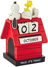 Snoopy and Woodstock Perpetual Calendar
