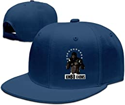 HALZ Kimbo Slice Flat Along Baseball Hat