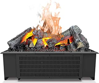 DIMPLEX Cassette 600 Built-in Fireplace Eléctrico Negro