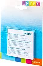 Intex Wet Vinyl Plastic Repair Patch. 6 Count