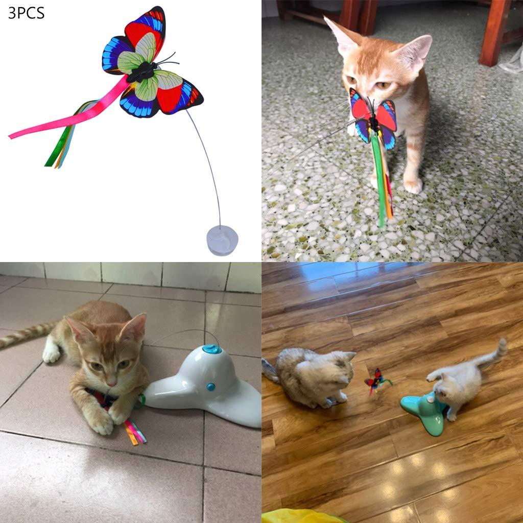 Lifet - Juguete para gatos, con motor eléctrico, rotatorio ...