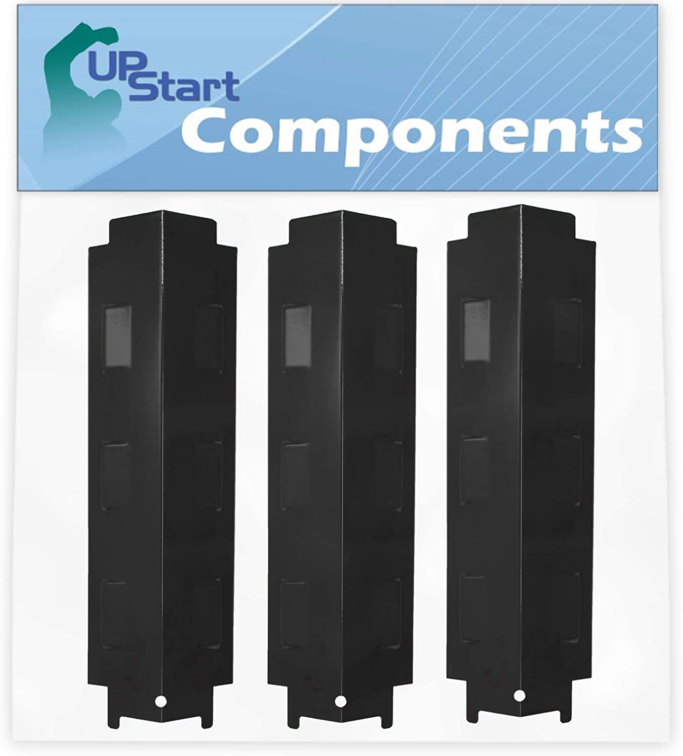 3-Pack BBQ Grill Heat Shield Plate for Parts Replacement Tent Ranking Max 65% OFF TOP19 Ke