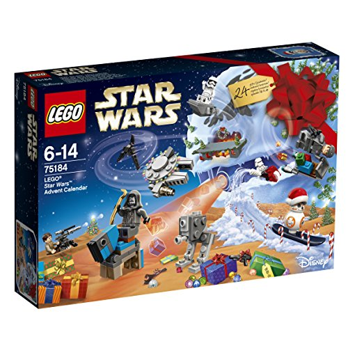 LEGO Star Wars- Star Wars - Calendario de Adviento (75184